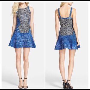 Parker dress blue chic summer dress